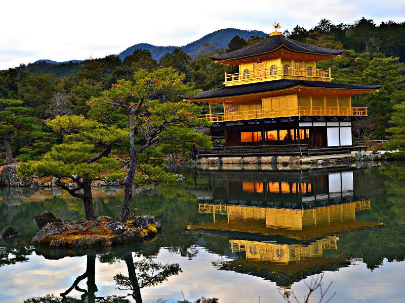 Séjour au Japon, les plus beaux temples à visiter
