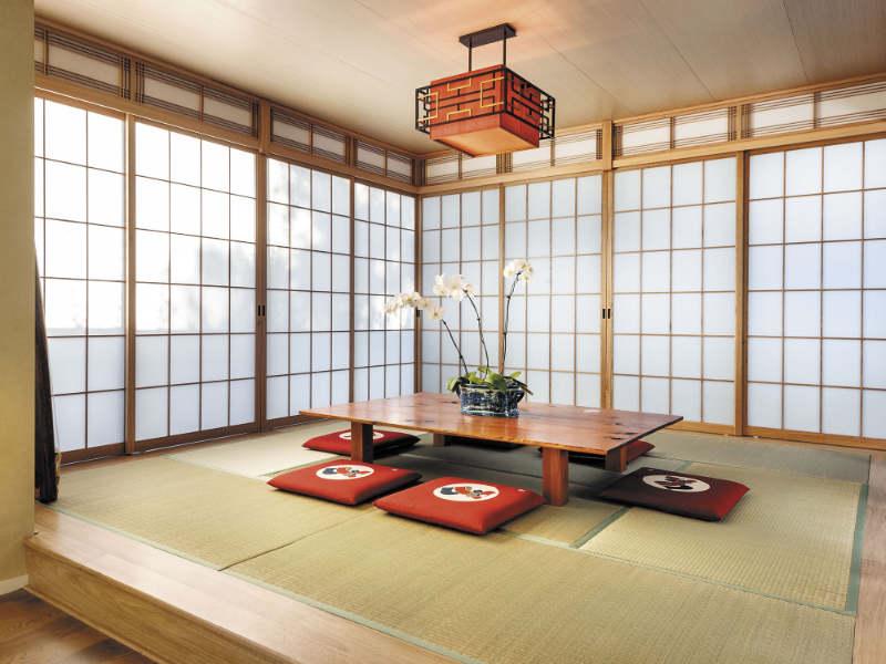 Shoji et Fusuma, les panneaux coulissants japonais