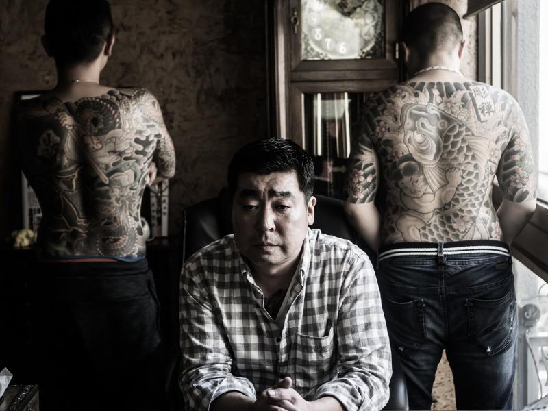 Les yakuzas et leurs tatouages
